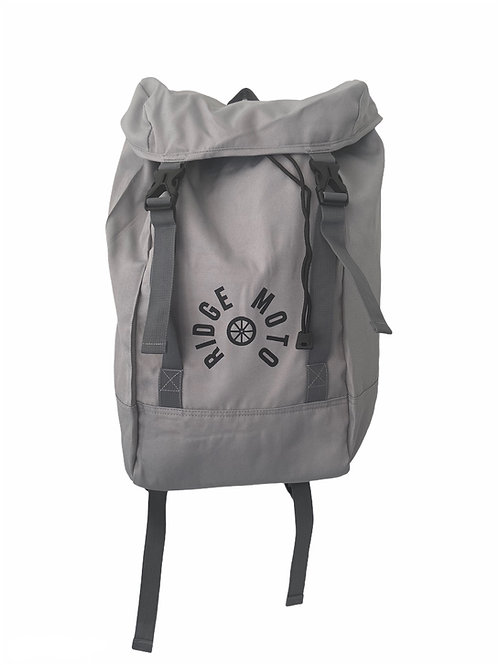 Ridge Moto TRACK Utility Backpack [Grey]