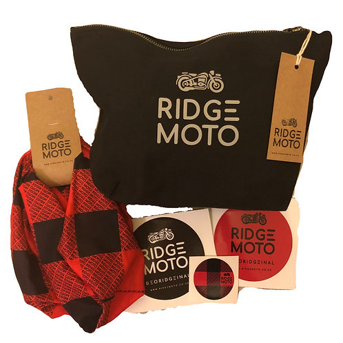 Ridge Moto Gift Set - Dark