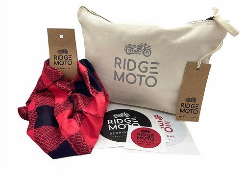 Ridge Moto Gift Set