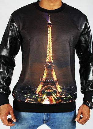 """SWEATER """"IN PARIS"""""""