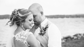 Amber & Ryan's Wedding at the Wellwood, Charlestown, MD Wedding Photographer