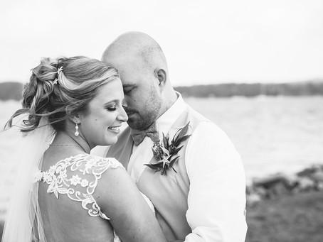 Amber & Ryan's Wedding at the Wellwood, Charlestown, MD Wedding Photographer
