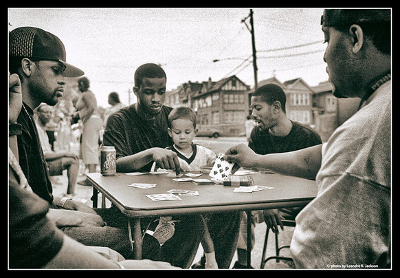 Card Game on 52nd Street, 2