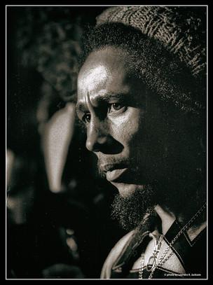 Bob Marley in NYC