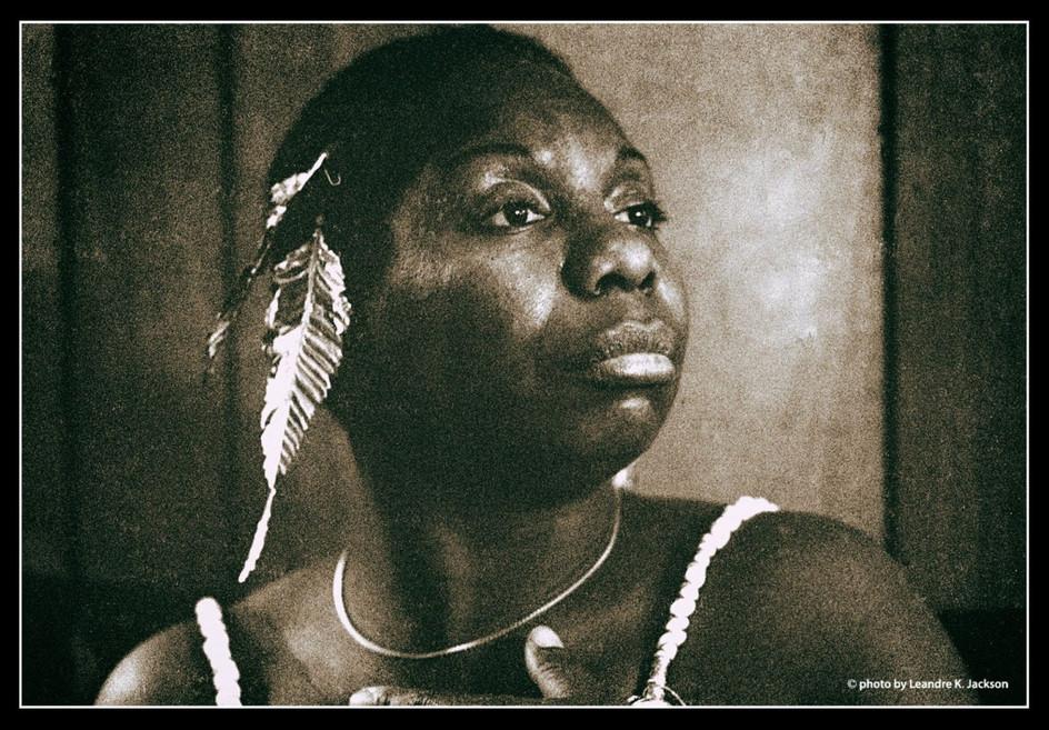 Nina Simone, number 5