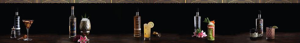 Ruminate Distilling HYE Rum Island Getaway Rum Jinn Craft