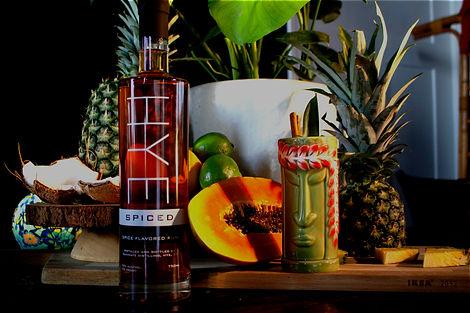 HYE Rum Spiced | Dripping Springs | Craft Distillery