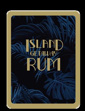 Ruminate Distilling. Island Getaway Rum - Coconut, Pineapple and Orange