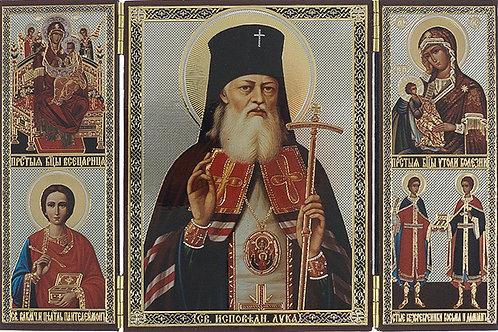 Складень святитель Лука Крымский