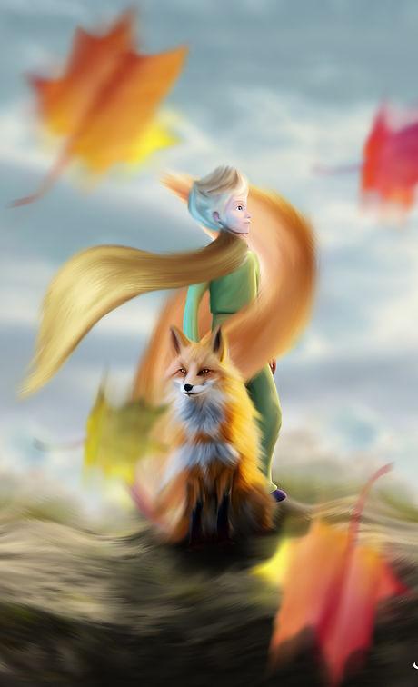 jakub-maslowski-little-prince-and-fox.jp
