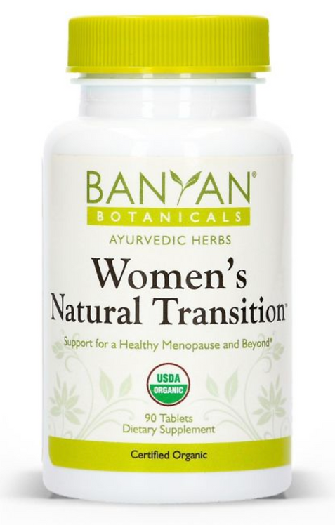 Women's Natural Transition