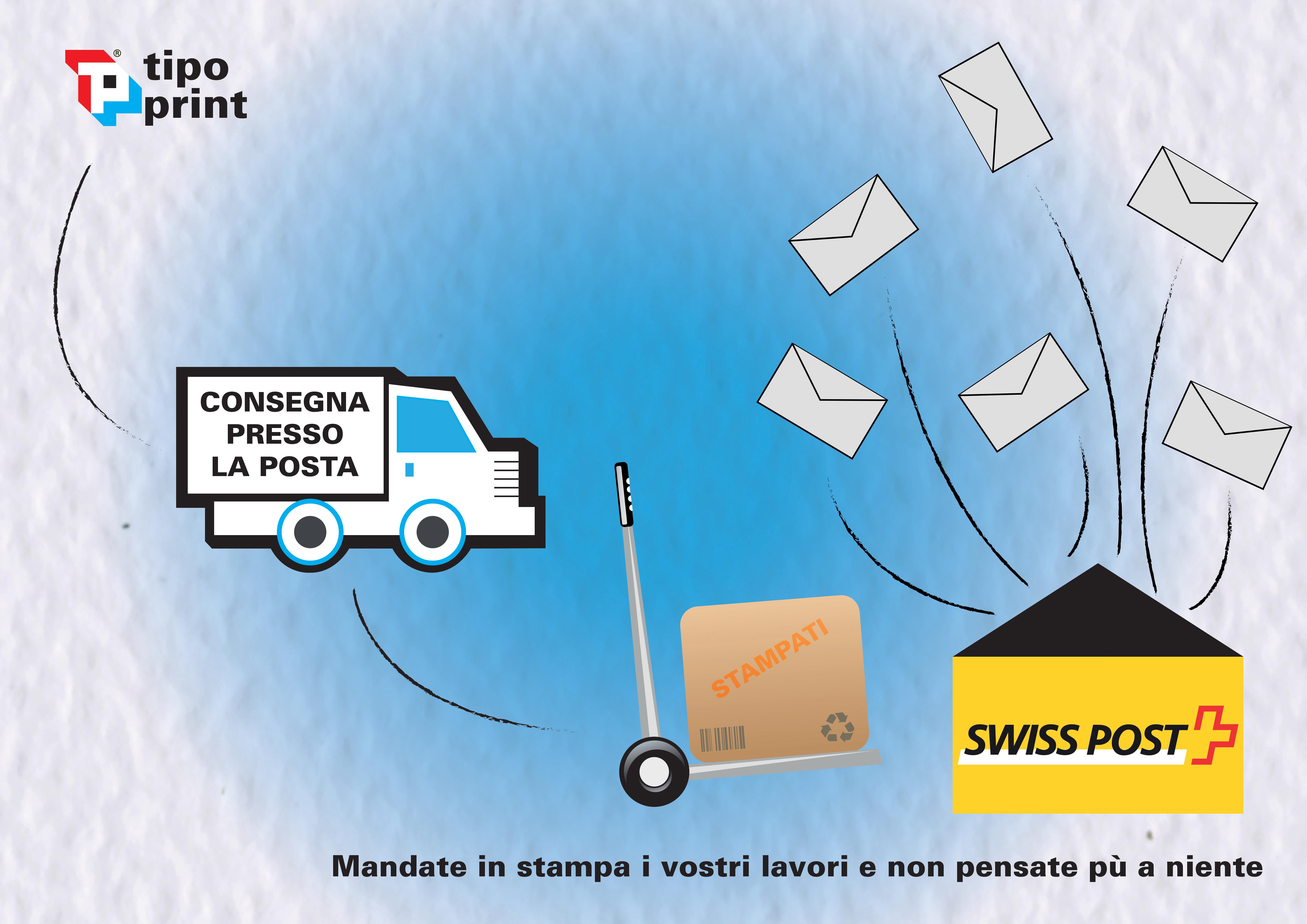 Consegna posta