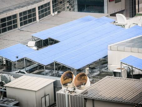 Energia Solar em indústrias e fábricas