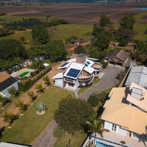 Energia solar on-grid - Hilário Nandi