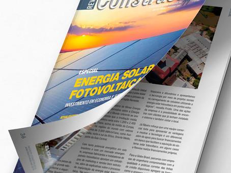 Reevisa recebe destaque em revista de construção civil