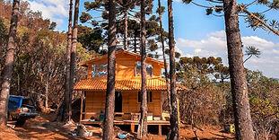 Casa da Montanha (Off Grid) - Urupema SC