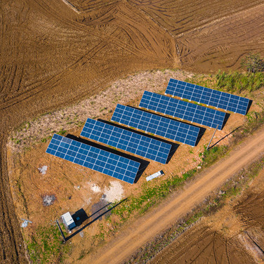 Energia solar on-grid - Mercado Nego