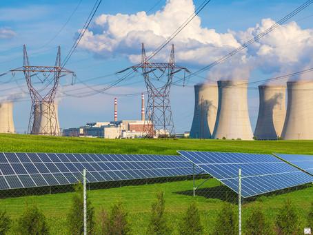 Energia solar ultrapassa energia nuclear no Brasil