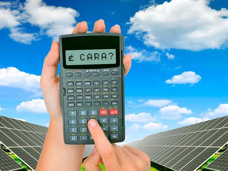 Afinal, Energia solar é cara? Conheça as vantagens de investir nela