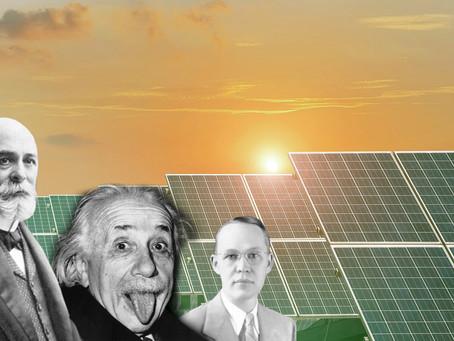 A origem da Energia Solar
