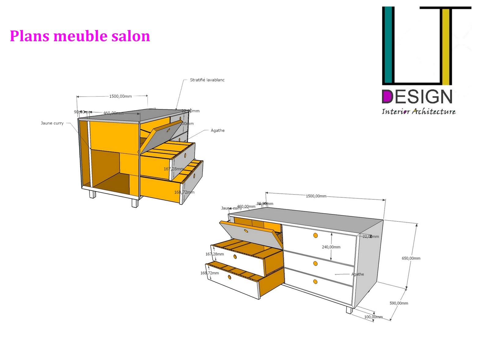 planche meuble salon
