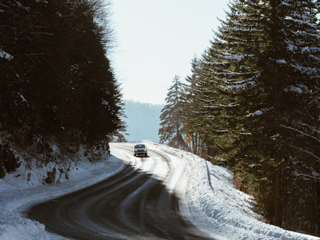 10 Tips to Keep You Winter Road Safe