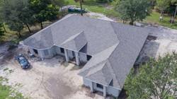 GAF shingle roof