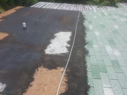 Before - 20yr Old Asphalt Roof