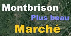 Montbrison_Plus_beau_Marche_de_France_2019 Une Odeur de Tilleul Chambres d'hotes à Montbrison