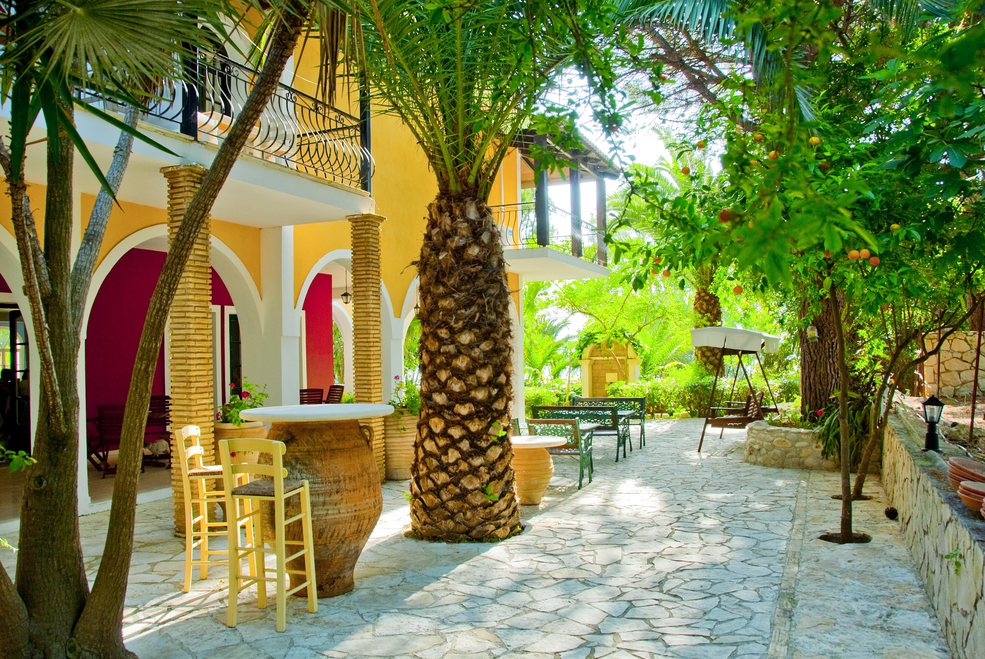 Porto Koukla Garden