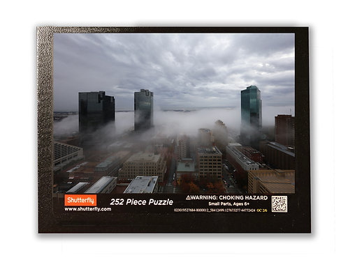 Fog Over Fort Worth Puzzle