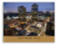 Fort Worth photo gift