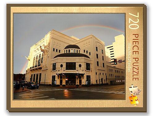 Bass Performance Hall Puzzle