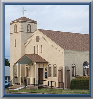 Image result for Photo of Bishop Olson at St.Benedict Church