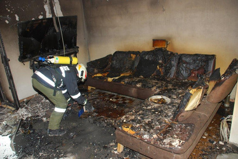 Brandeinsatz in Dorfgastein