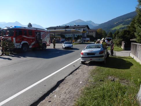 Verkehrsunfall Eni