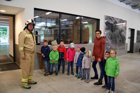 Besuch Kindergarten & Neue Mittelschule
