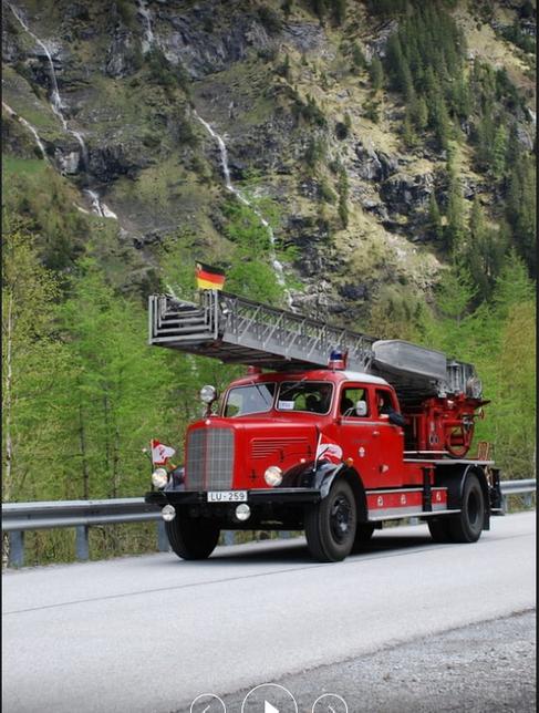Feuerwehr Sternfahrt Dorfgastein