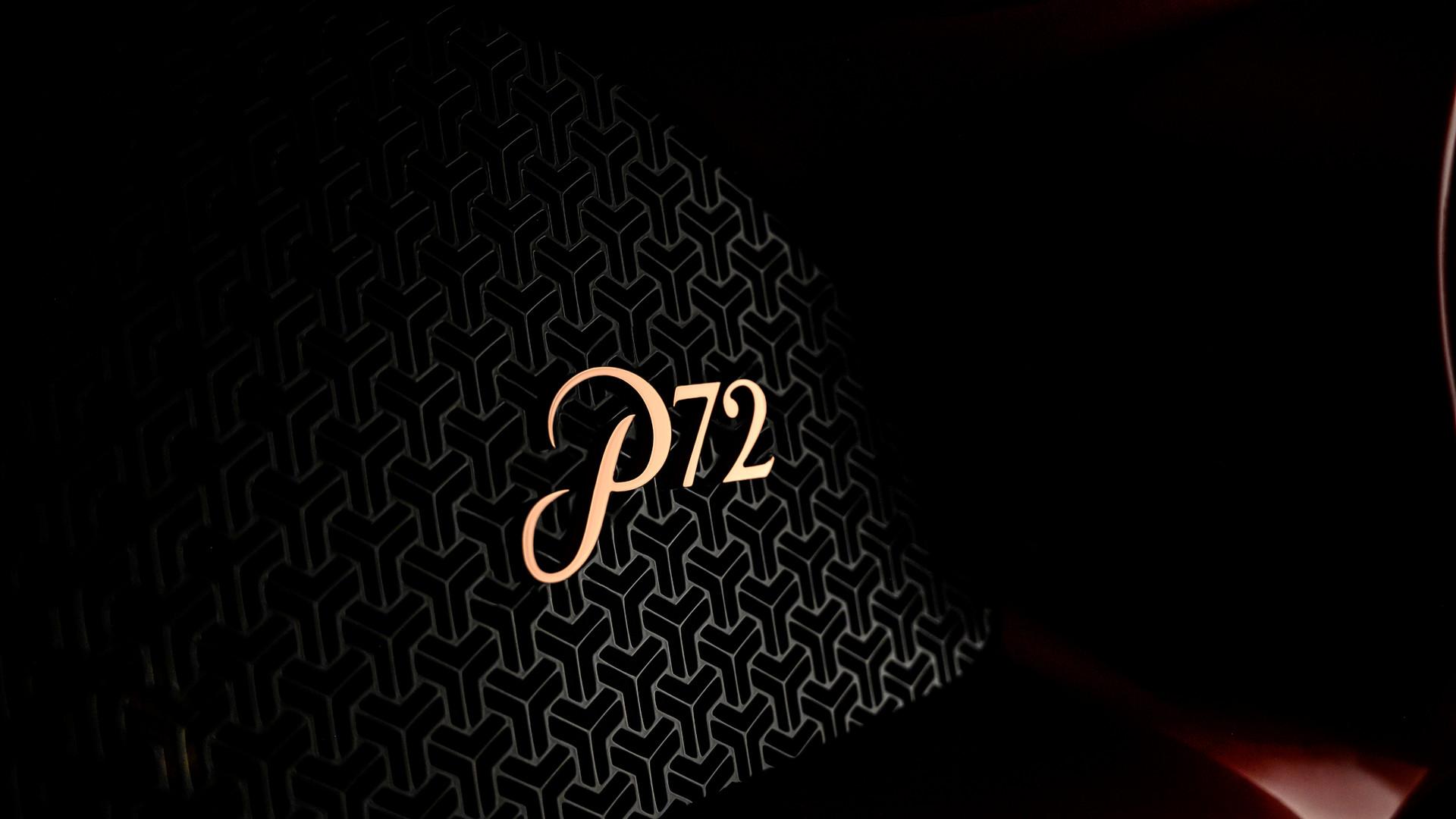 detomaso p72