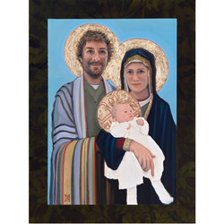 Holy Family in Presentation