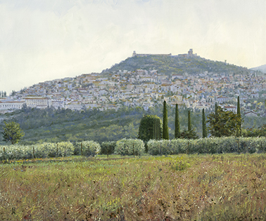 Assisi Hillside