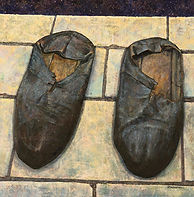 St Ignatius' shoes