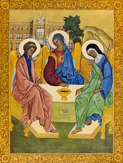 Mother of Mercy Mural