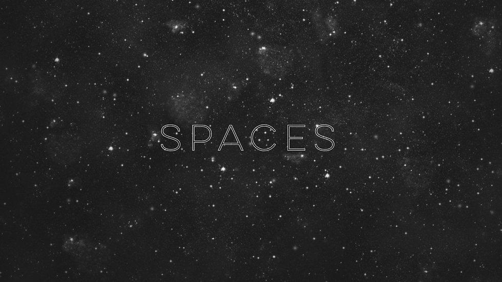 """Spaces"" CD"