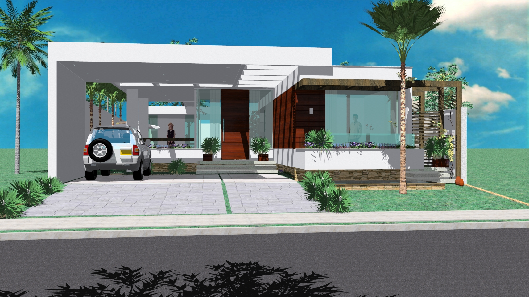 Casa 2 - Damha