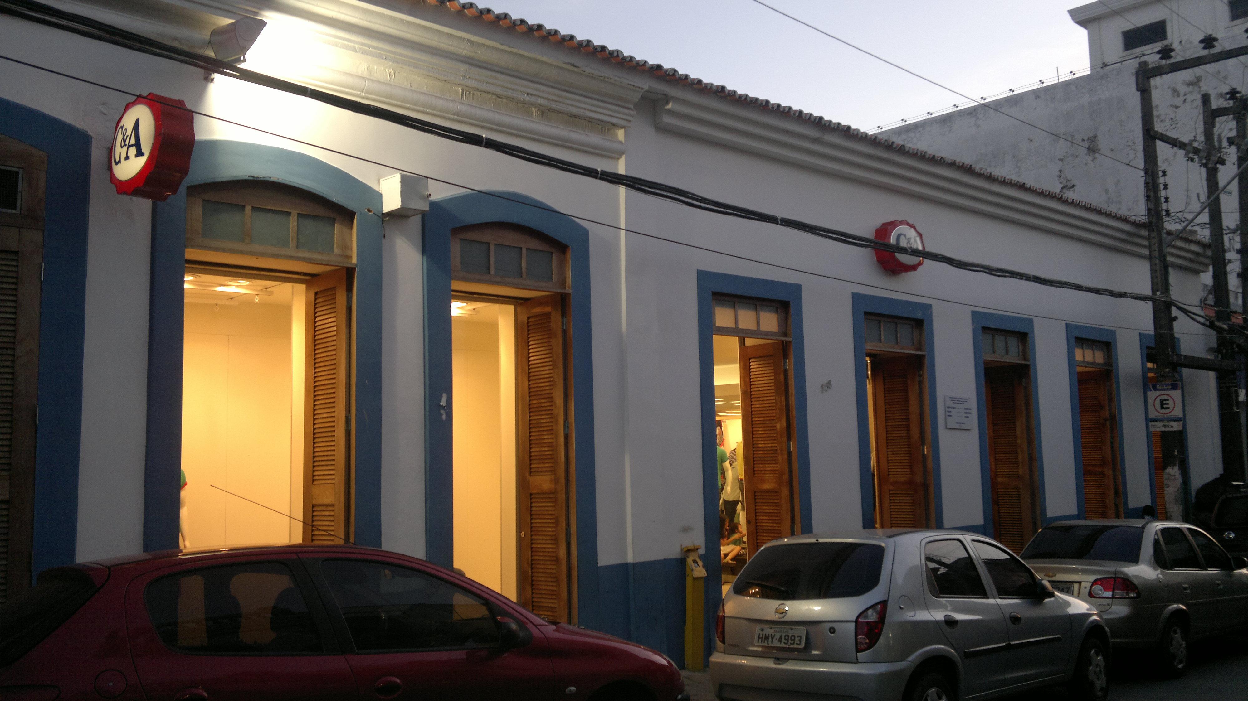 Arquitetura São Luís, C&A