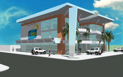 Centro Comercial - Ribamar