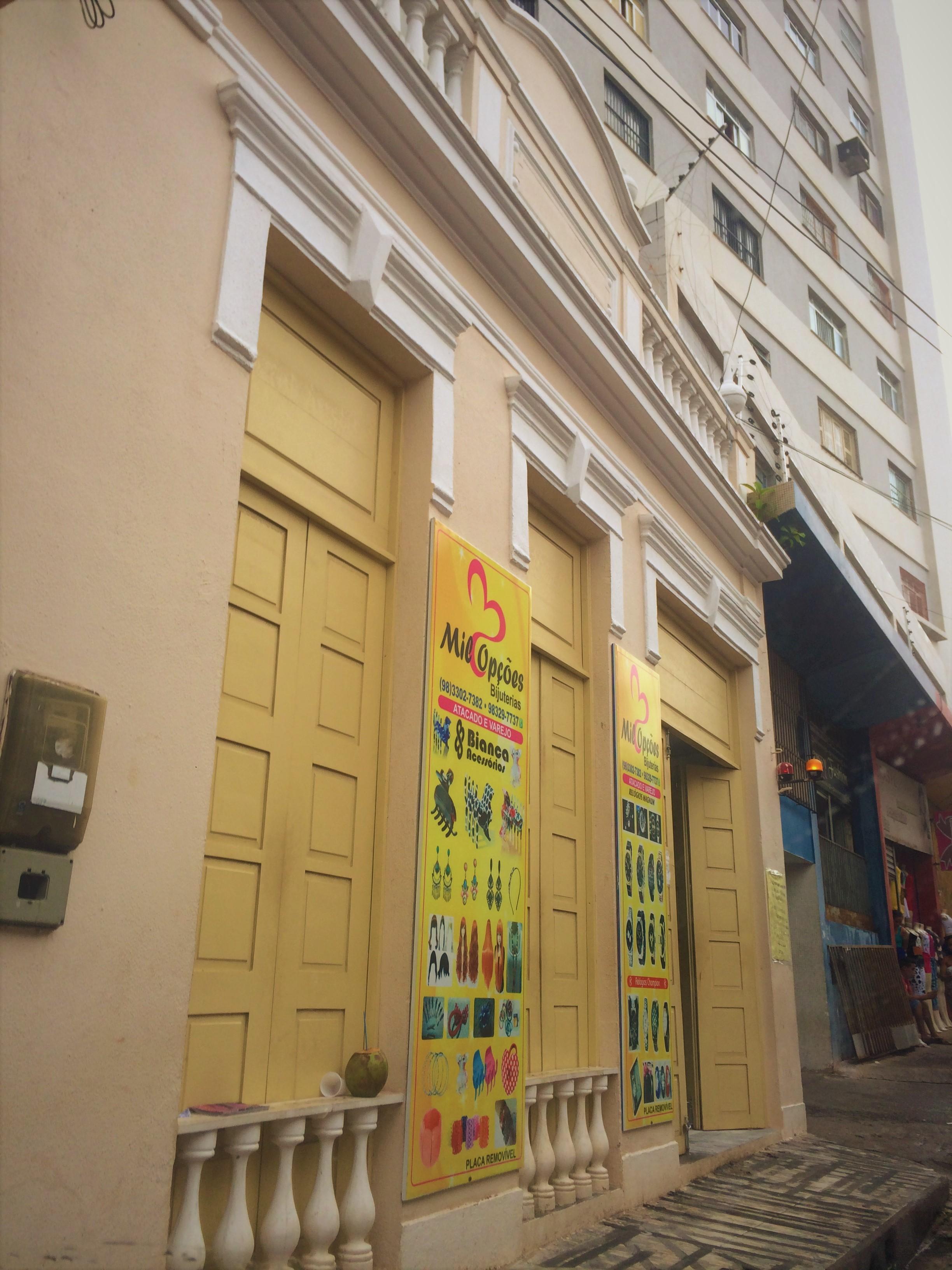 Loja de Bijouterias - Centro