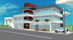 Centro Comercial - Maranhão Novo