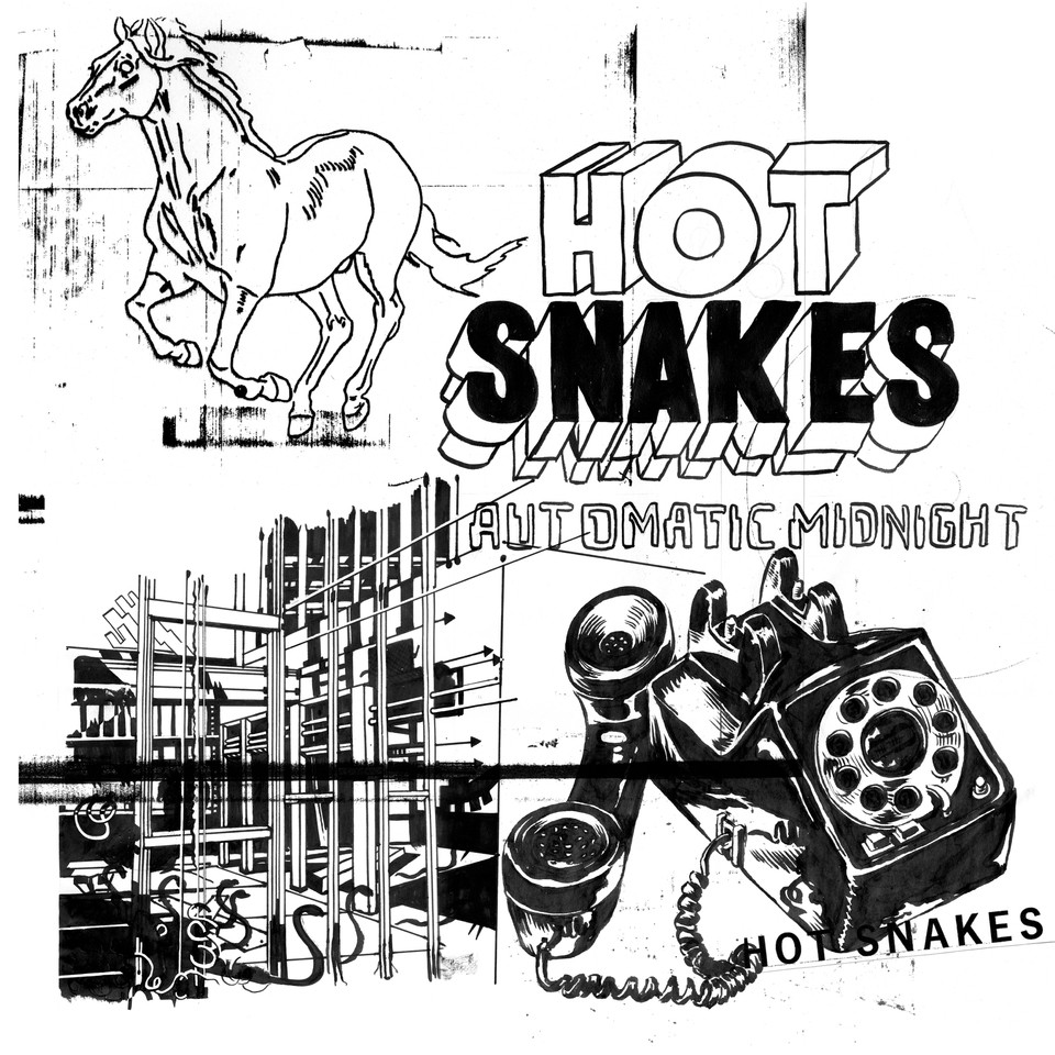 Hot Snakes, Automatic Midnight